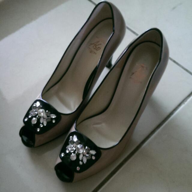 A.s.o高根鞋