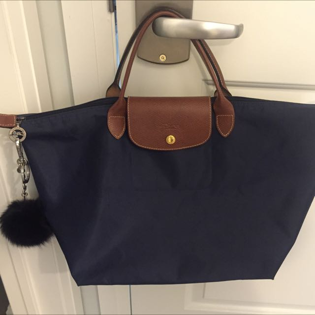 Authentic Longchamp Mini Handbag