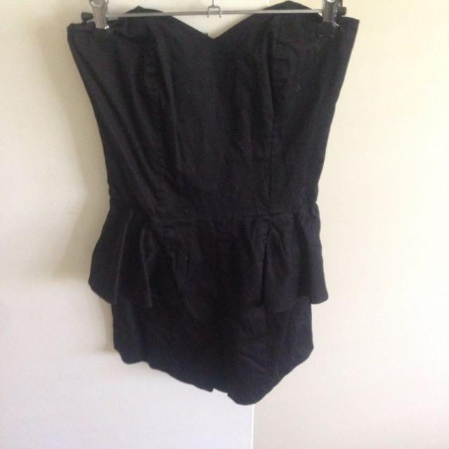Bardot - Black Jumpsuit
