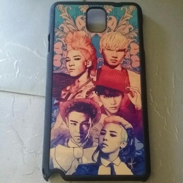 Bigbang Galaxy Note 3 Hardcase