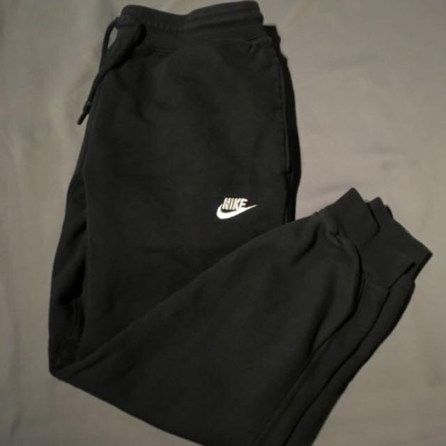 Black Nike Sweats, Medium