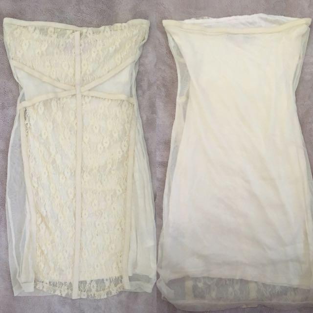 Bodycon Lace Dress