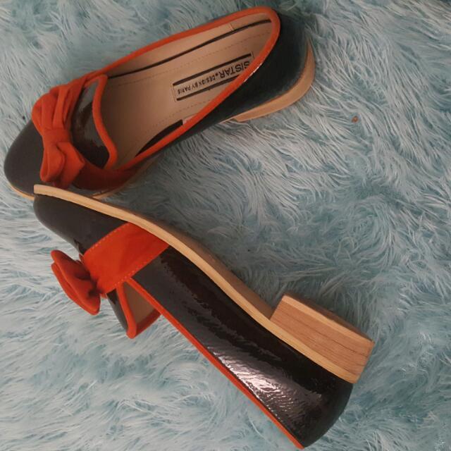 Boyfriend Shoe From Paris