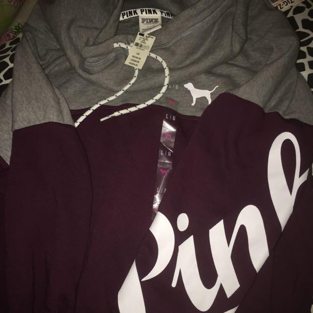 Brand New Love Pink Sweater