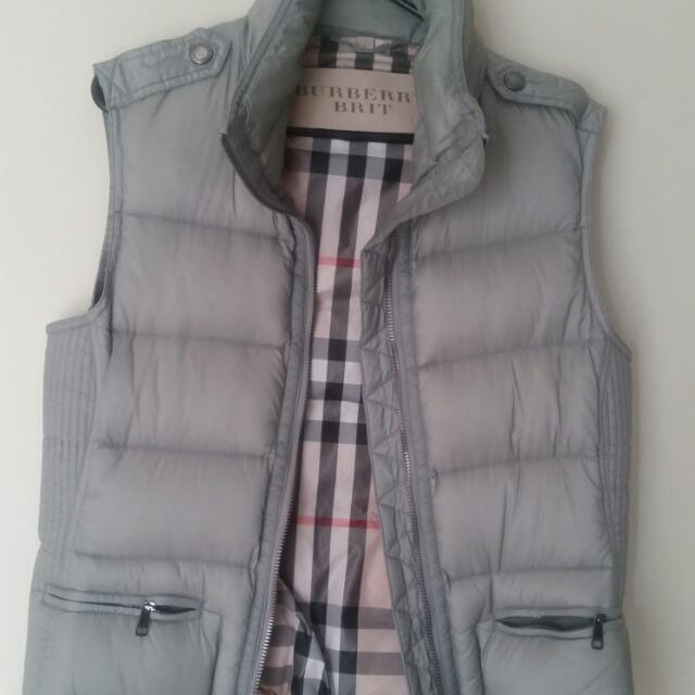Burberry Gillet