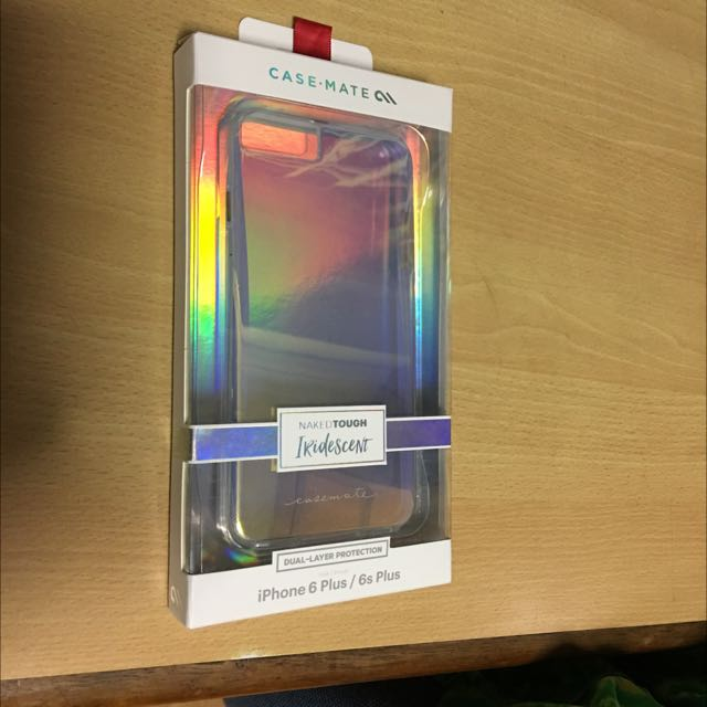 new product 20a99 202b6 Casemate iridescent Case- Iphone 6/6S plus