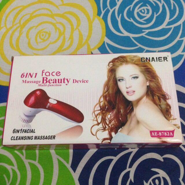 Cnaier 6in1 Beauty Massage