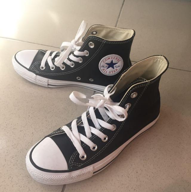 Convers鞋(皮)