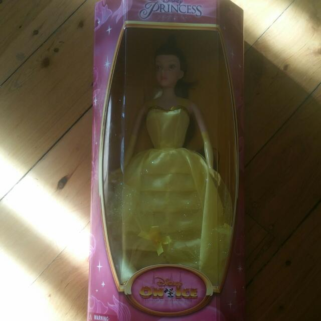 Disney Beauty And Beast Belle Doll