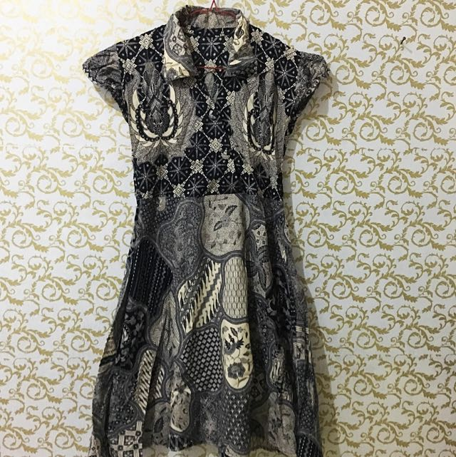 Dress Batik / Dress / Batik