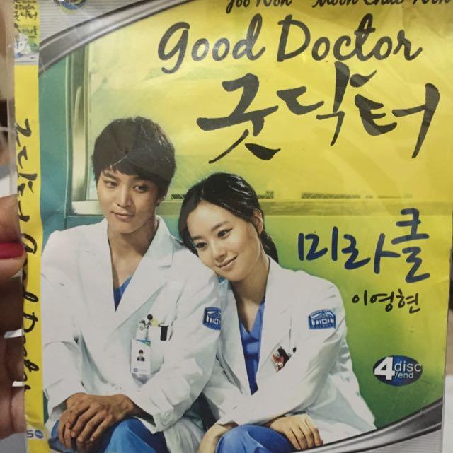 Dvd Good Doctor