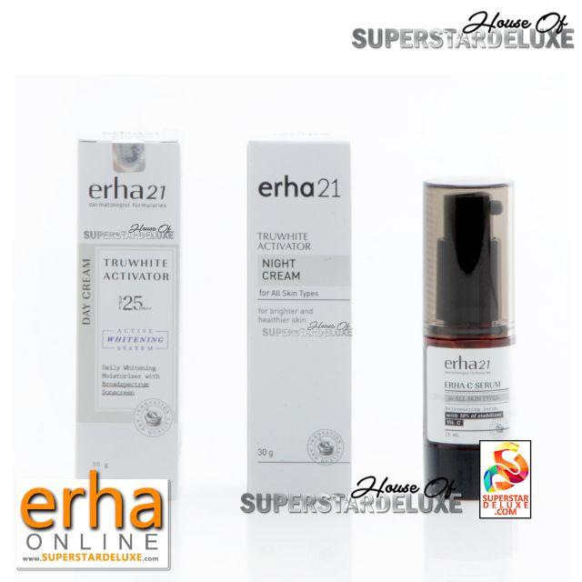 Erha Radiance Pack (Paket Whitening Erha)