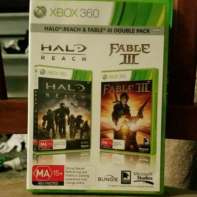 Fable 3 ( Only)