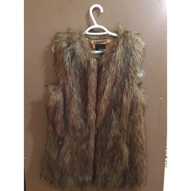 H&M Fur Vest
