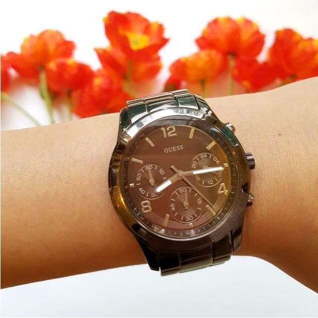 Genuine Guess Bronze Watch