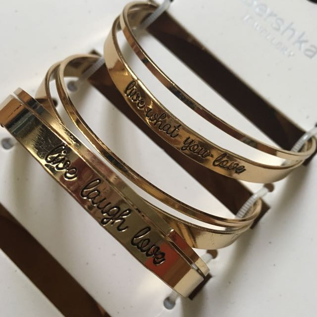 Gold bangle - From 🇯🇵