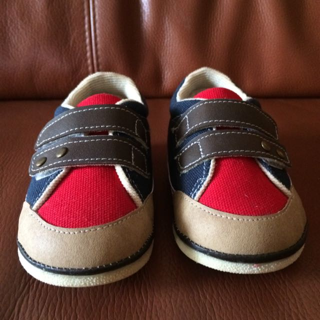 sports shoes 78dc2 c102e Handmade Baby Shoes (sneakers) - With Soles