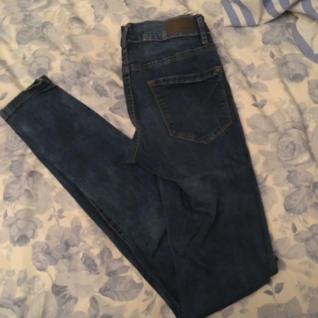 Dark Garage Jeans