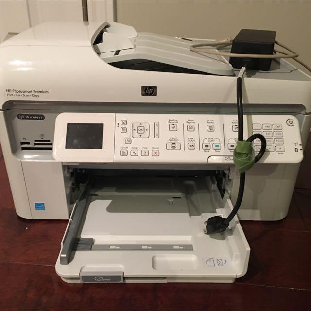 HP Photosmart Premium C309a All-in-one Printer