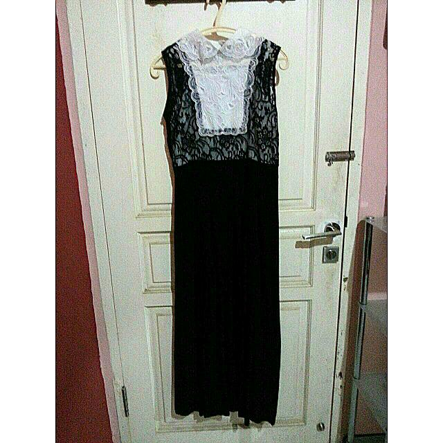 Lace Gamis Dress