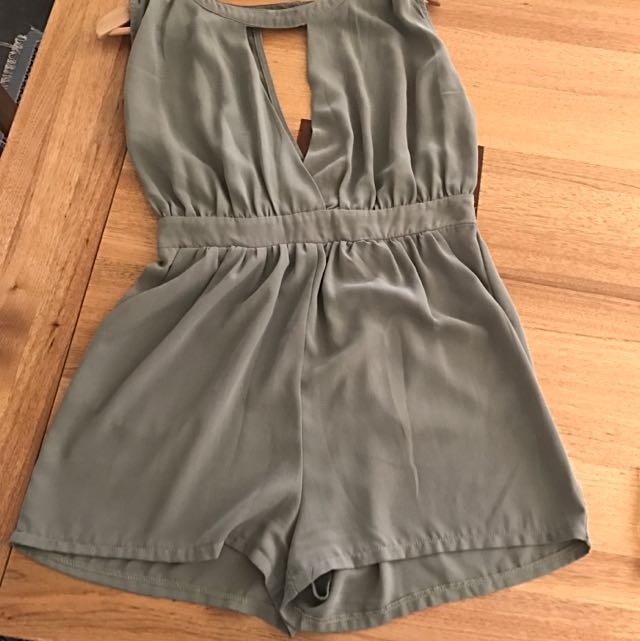 Live girl Play suit