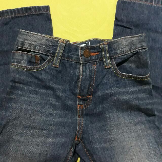Maong Pants 4to5yo
