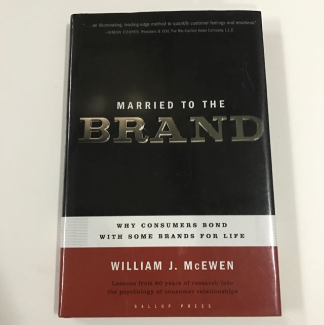 Married To The Brand By William J. McEwen
