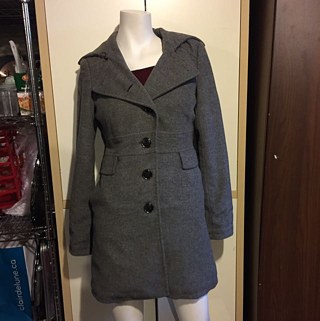 Mexx Grey Coat