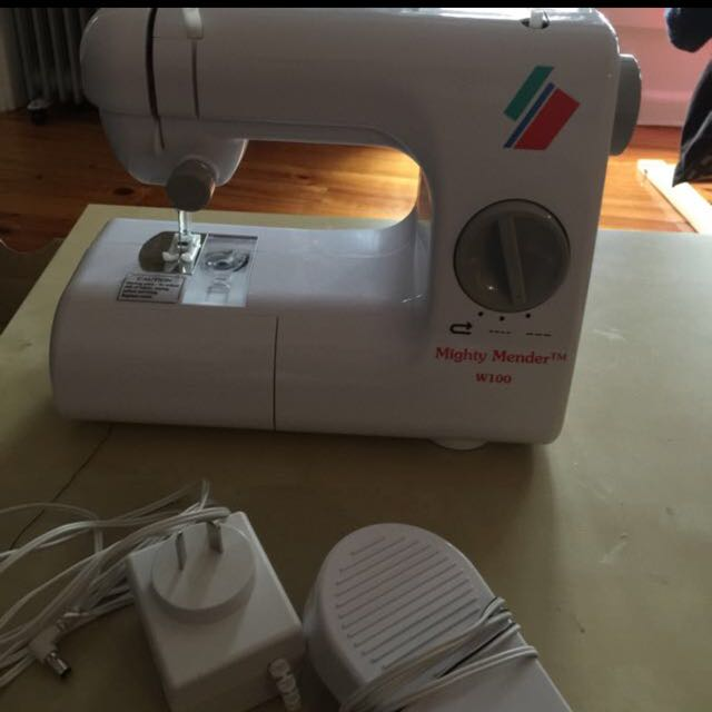 Mighty Mender Sewing Machine