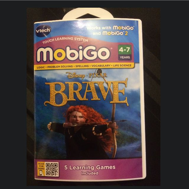 MobiGo Learning Games