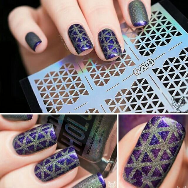 Nail Art Sticker - Brand New