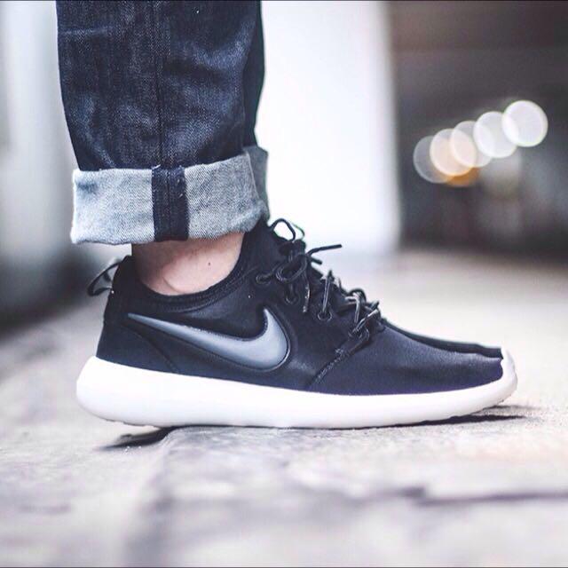 new style d60f4 f087d [SALES] Nike Roshe 2 Black