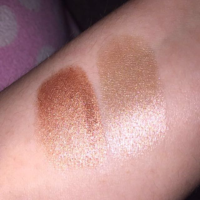 *pending* Nude By Nature Highlighting Sticks