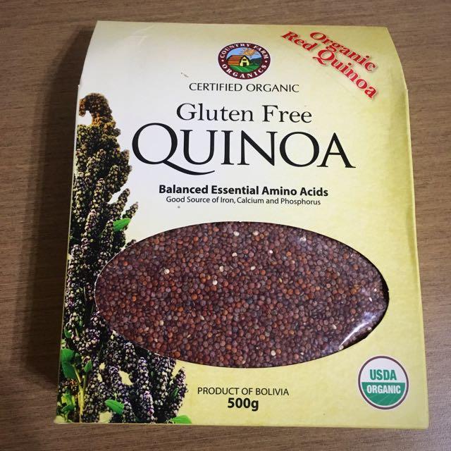Organic Quinoa Rice