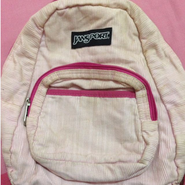 original jansport half pint bag