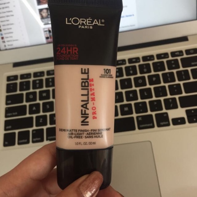 Original Loreal Infallible Promatte Foundation (RESERVED)