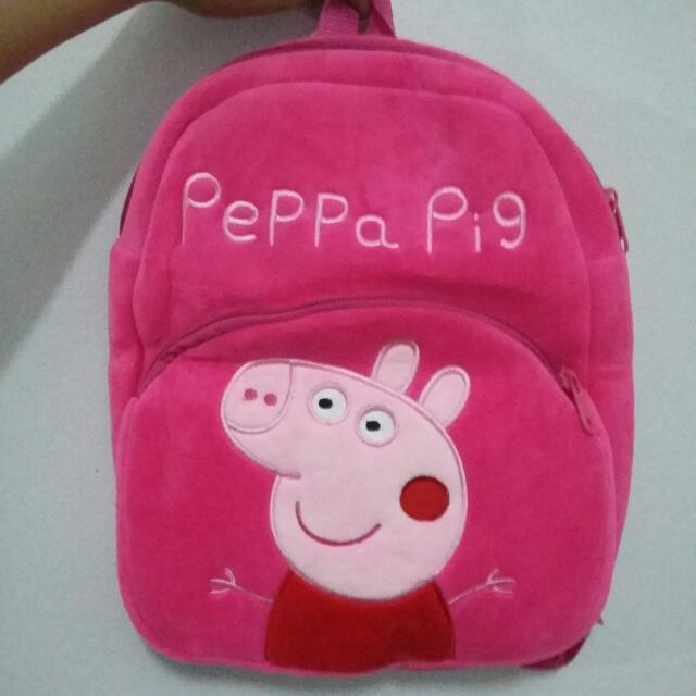 Sold Out Peppa Pig BAG FOR KIDS