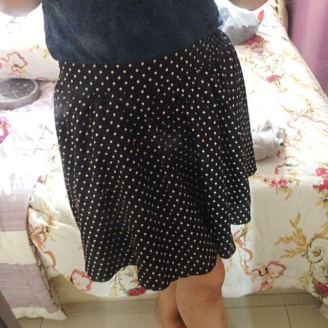 Polkadot Cute Skirt