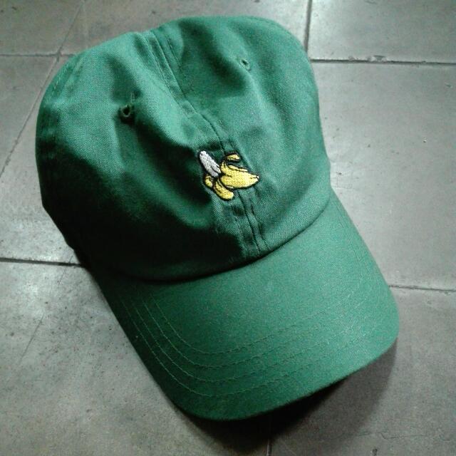 Polo Cap Banana Green