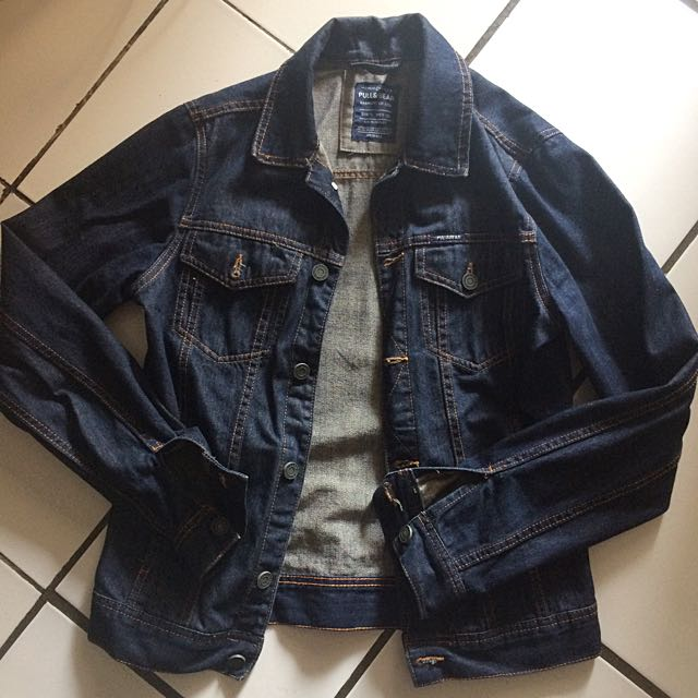 Pull & Bear Denim Jacket