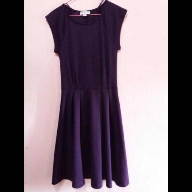 Purple Dress By COTTON ON