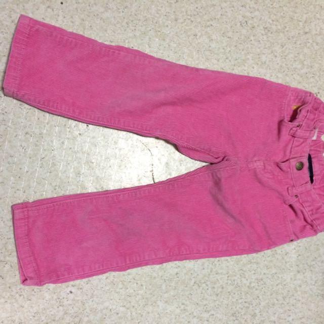 Ralph Lauren Pink Pants