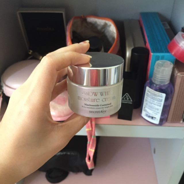 Secret key moisture cream