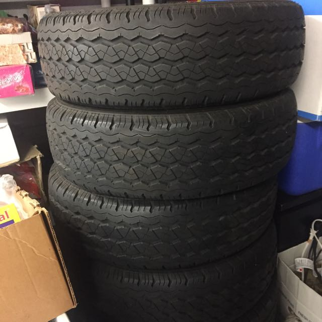 Selling 4 New Tires
