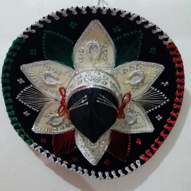 Sombrero Topi Mexico