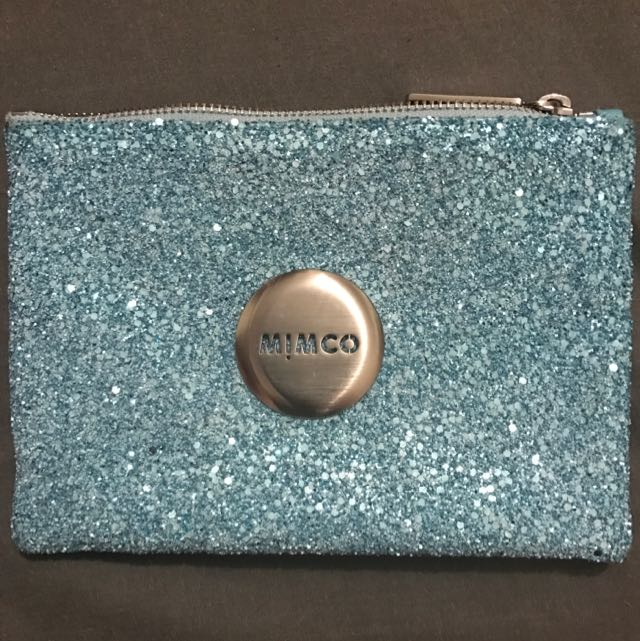 Sparks fly Mimco Pouch