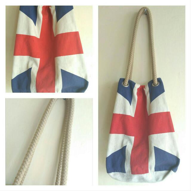 Tas Lambang Bendera Inggris