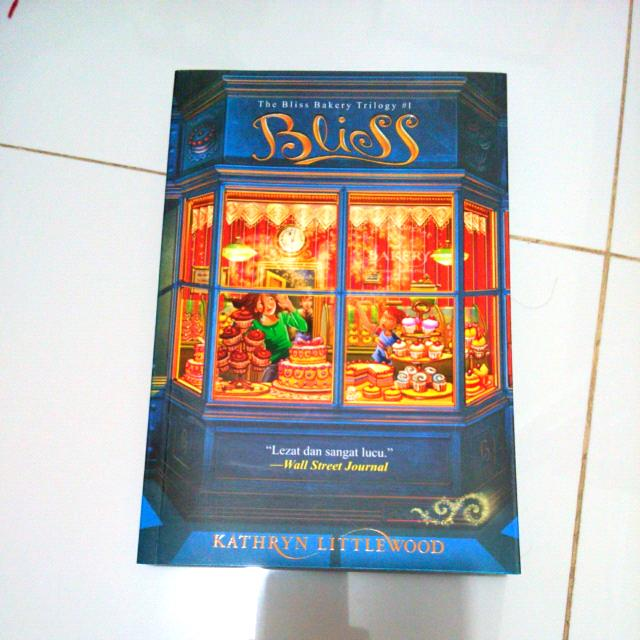 The Bliss Bakery Trilogy #1: Bliss