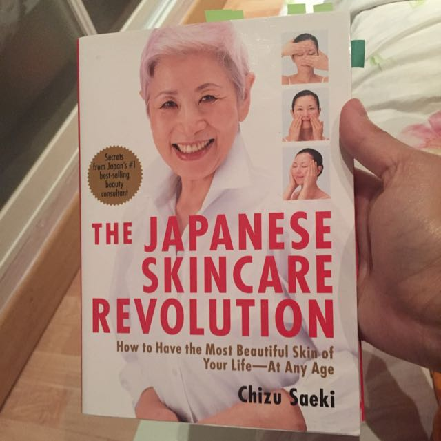 The japanese skincare revolution chizu saeki books stationery the japanese skincare revolution chizu saeki books stationery fiction on carousell fandeluxe