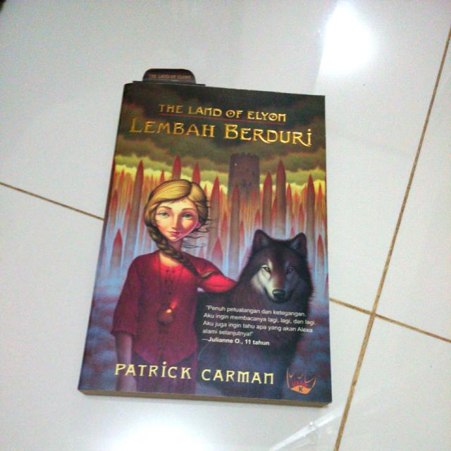 The Land Of Elyon: Lembah Berduri